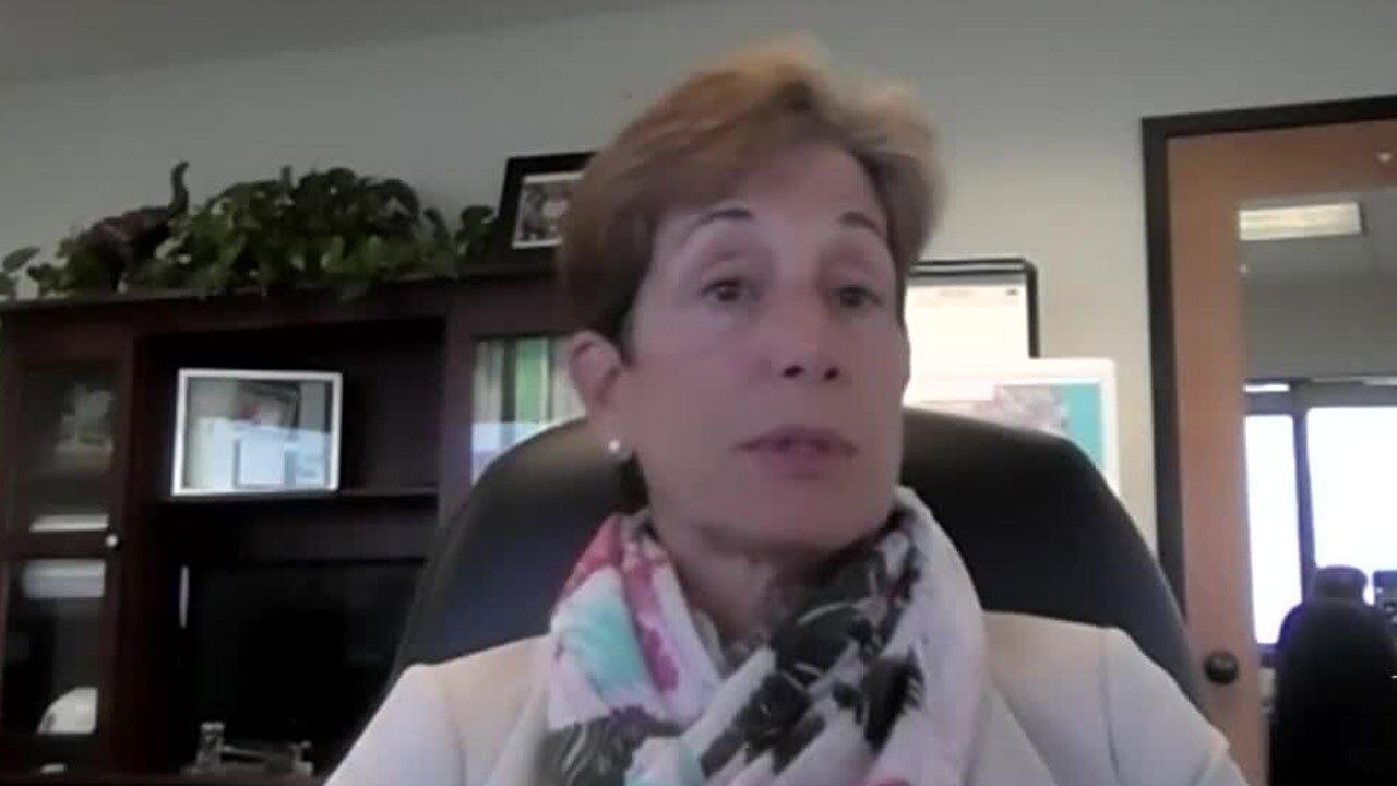 Palm Beach County Commissioner Maria Marino