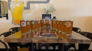 Central Indiana craft brewery honors the 13 fallen service members