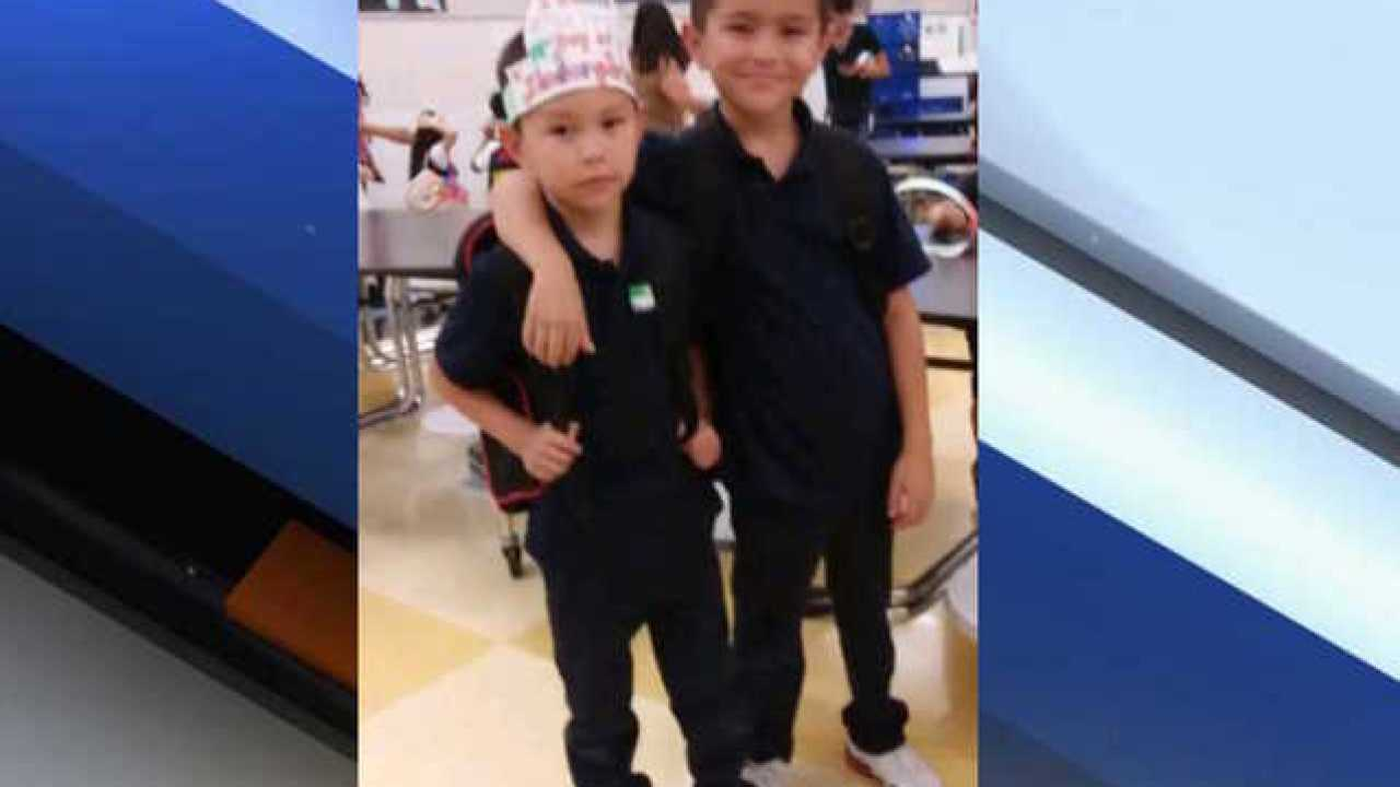 Two kids connected to a 2018 Amber Alert were found safe and the Amber Alert was cancelled Friday morning, according to DPS.