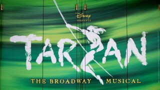 "Atmosphere is seen at the opening night of ""Tarzan"" at Richard Rodgers Theatre May 10, 2006 in New York City."
