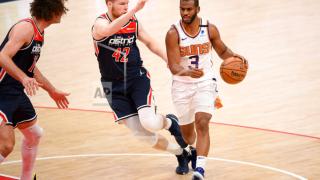 NBA Suns Wizards
