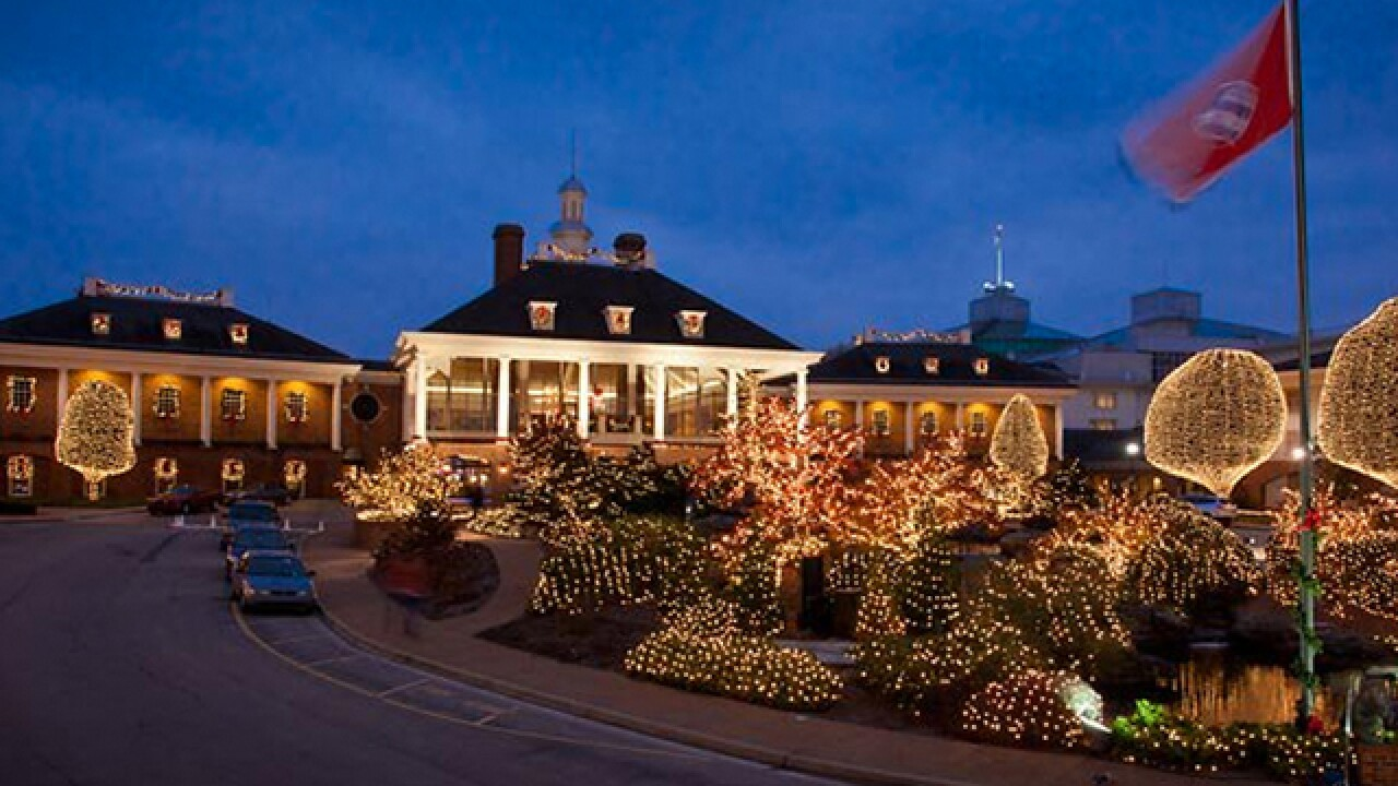 Opryland Christmas.Christmas At Gaylord Opryland Sweepstakes Tv