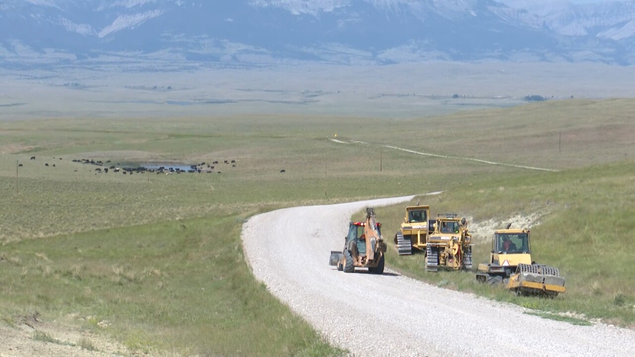 Access to high-speed Internet, cell service in rural Montana: A long ways from adequate