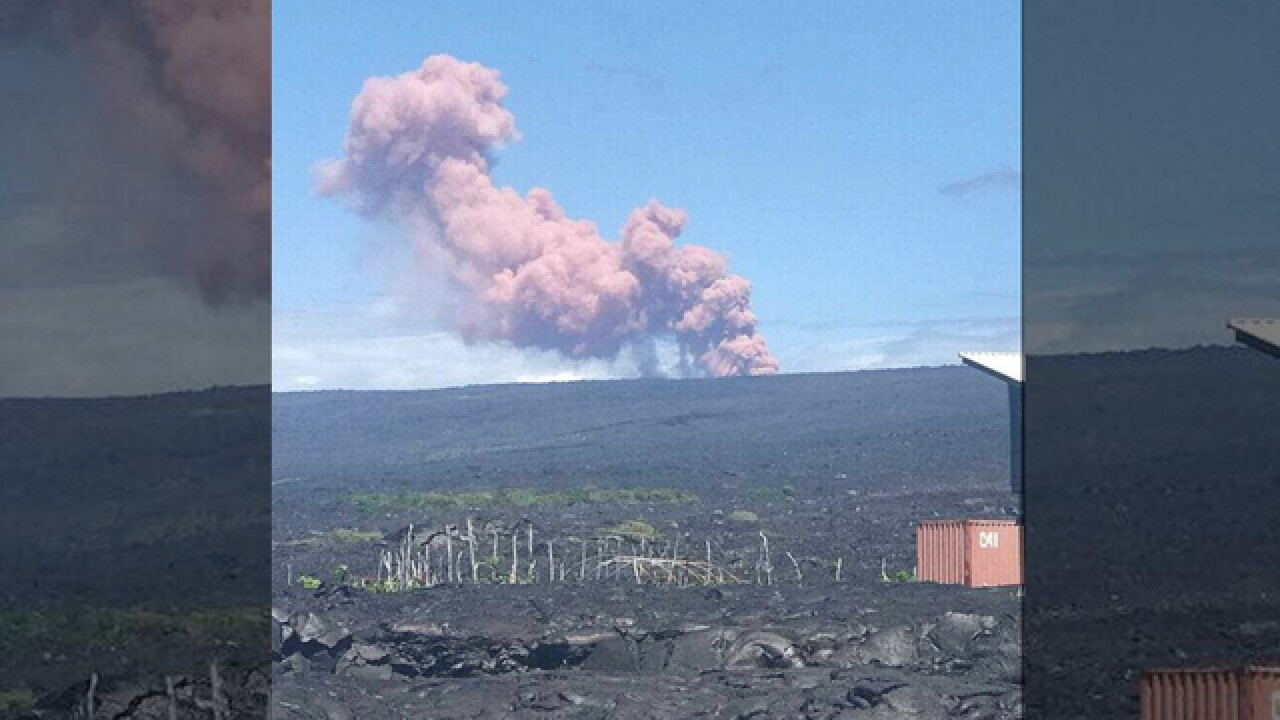 Tennessee Native Evacuates Hawaiian Home During Volcanic Eruption