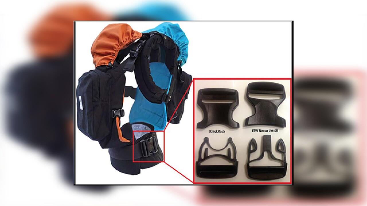 RECALL: Baby carriers posing a fall hazard