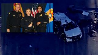 Phoenix Police Officer Ginarro New