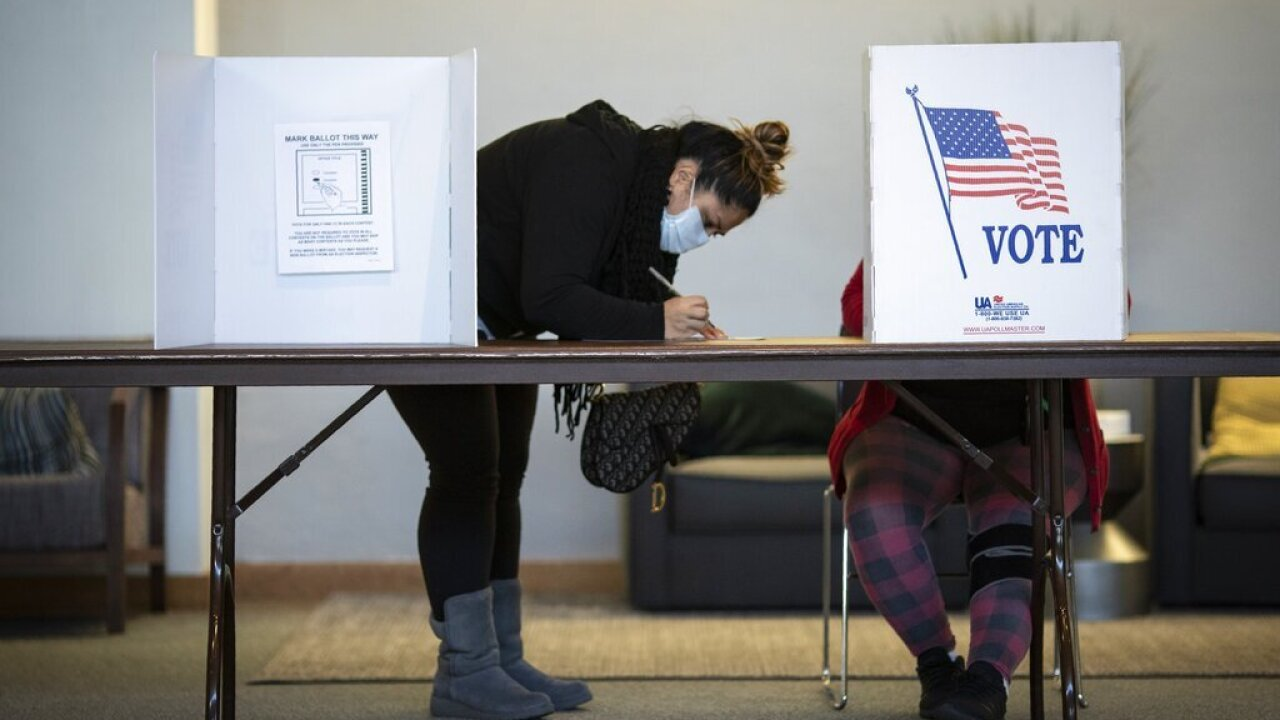 Wisconsin Election Ranked Voting