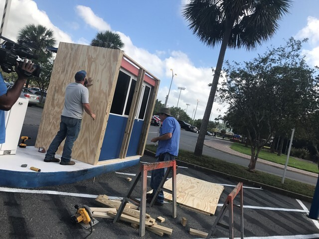 PHOTOS: University of Florida prepares for Richard Spencer speaking event