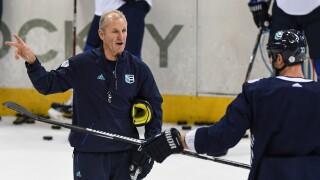 Report: Sabres hiring Ralph Krueger as next head coach