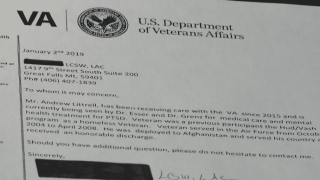 Business owner accused of stolen valor speaks out, VA confirms enlistment and deployment