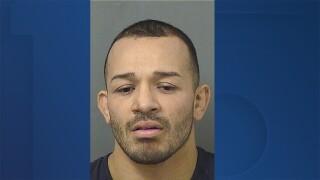 UFC fighter Irwin Rivera