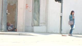Homeless, Bakersfield, July 14, 2021