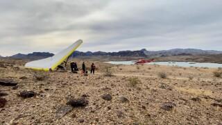Plane crash near Lake Havasu City 12-22-19