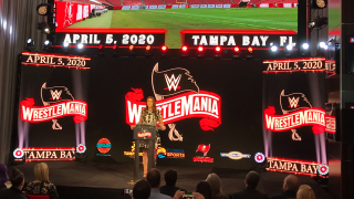 WrestleMania 36 announcement Tampa.png