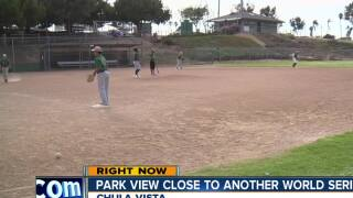 Park View close to another World Series