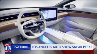 Car Critic: The Los Angeles Auto Show