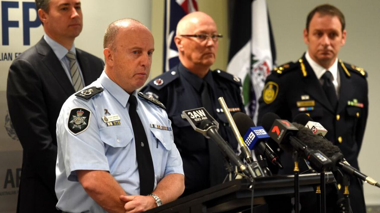 Australian police deny waging 'war on the media,' but more raids are possible