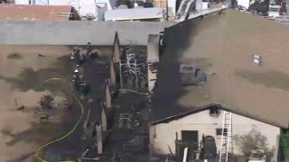 Peoria house fire