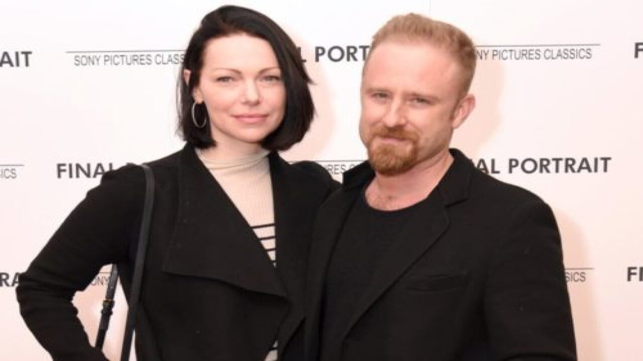 Laura Prepon And Ben Foster Welcome Baby No. 2