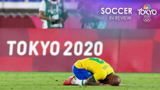 Soccer in review: USWNT recovers for bronze, Brazil strikes gold again