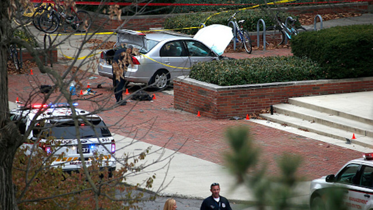 Suspect in Ohio State attack said he was scared to pray in public