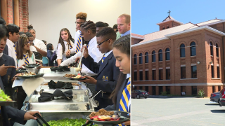 Richmond private school brings new hope to low-income students who dream of attending college