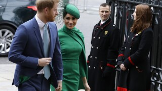 Harry, Meghan do their last royal job at Commonwealth event