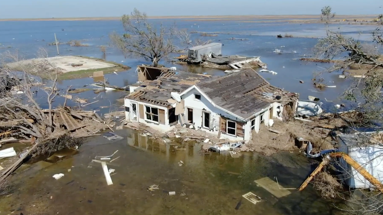 2020 breaks billion-dollar natural disasters record in US