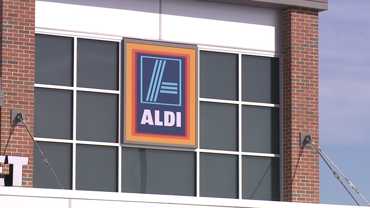Holland Aldi opening after remodel