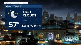 Sunday, April 4 Overnight Forecast