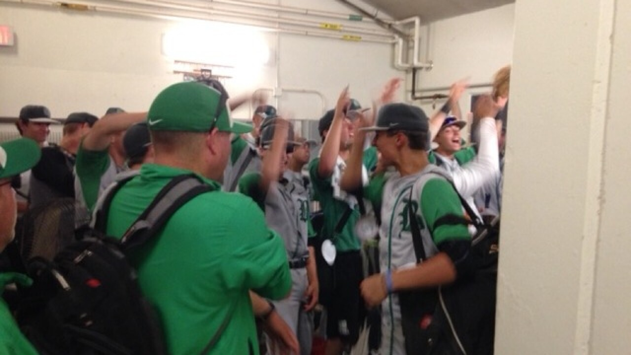 Badin rallies in Division II state semifinal