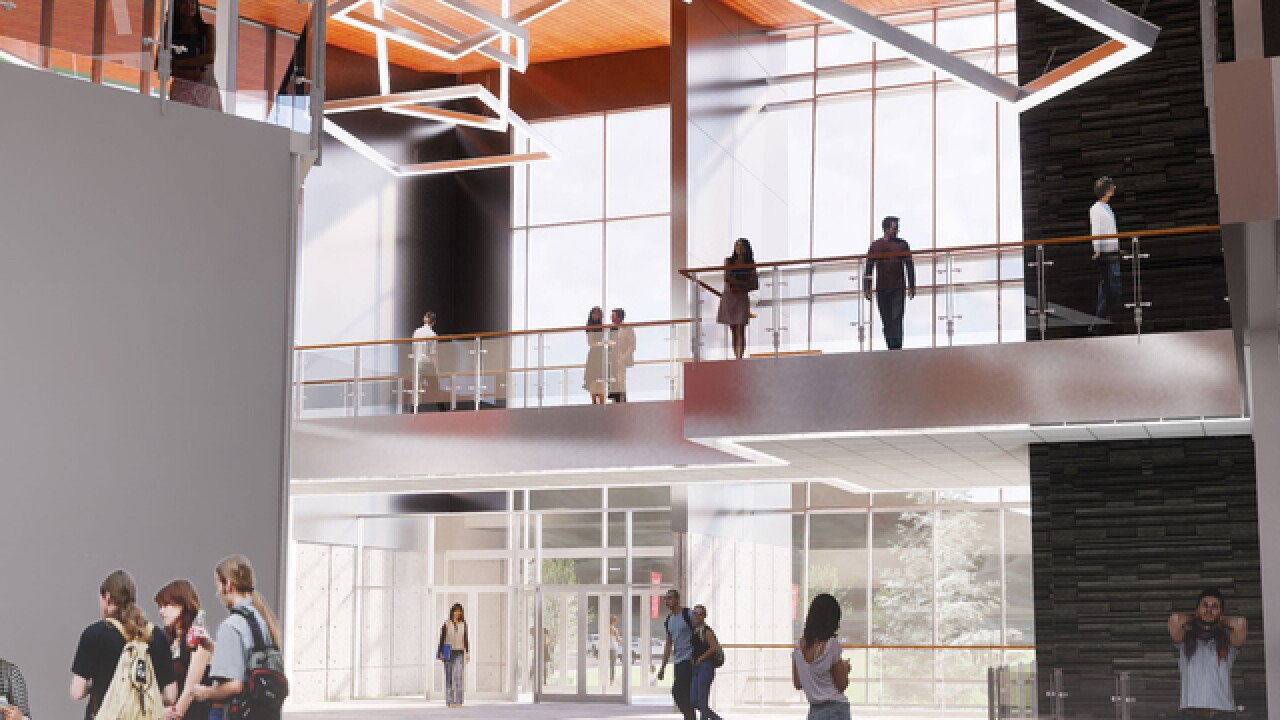 Western announces $80M gift, new school