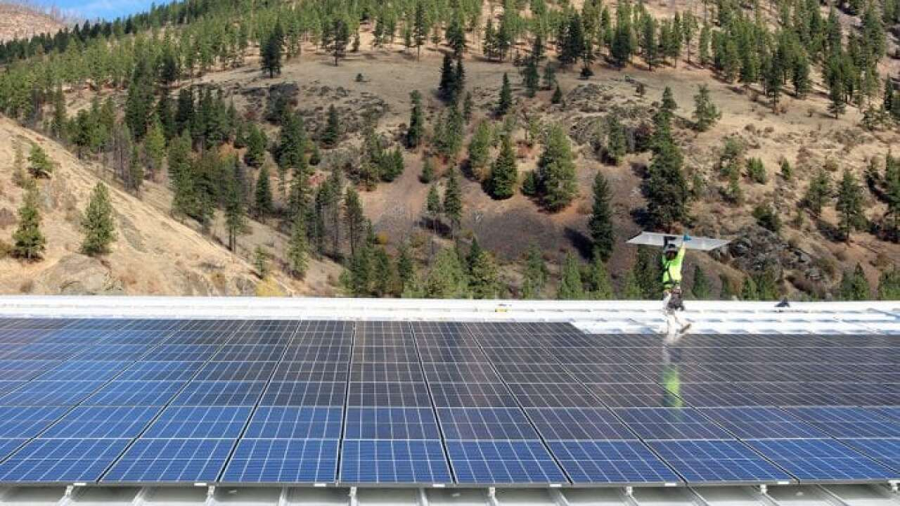 City and county of Missoula working with NW Energy on clean electricity goals