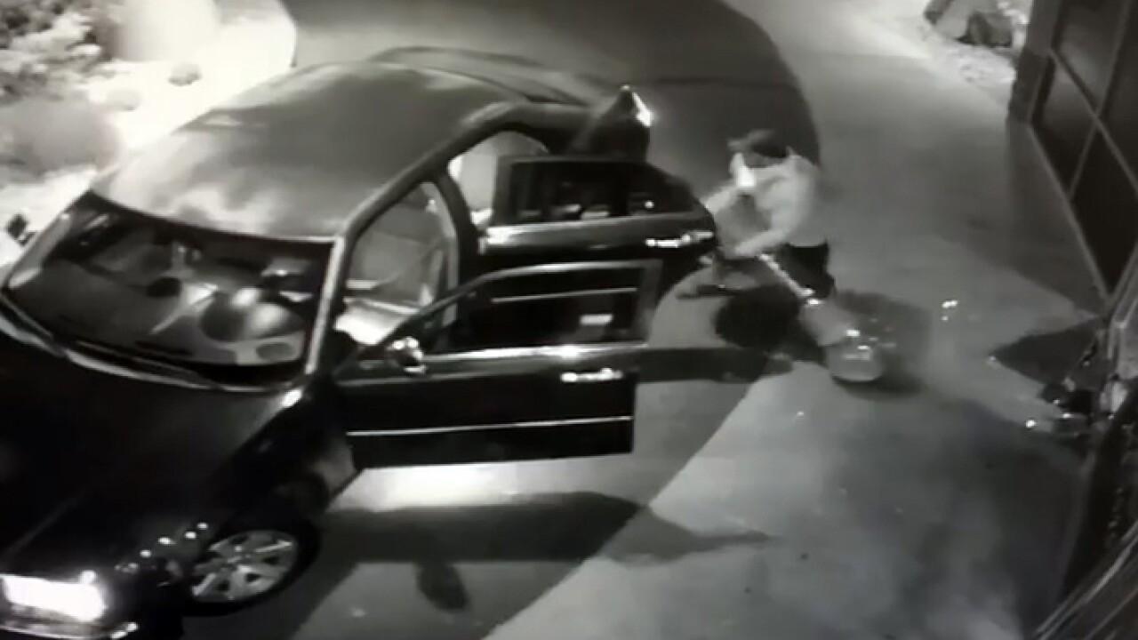 Man caught on video taking gumball machine from Utahhospital