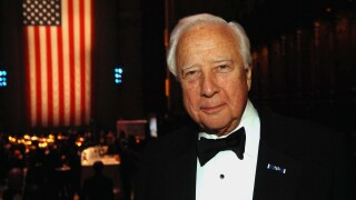 David McCullough and Thomas A. Saunders III Honored at History Makers Gala