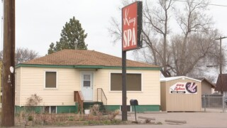 Montana massage parlor owner admits to sex trafficking charges