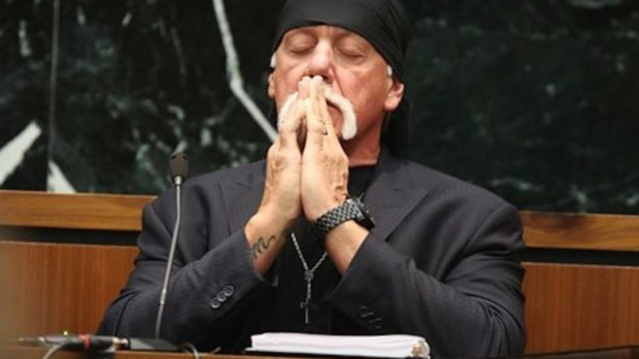 Gawker reporter testifies in Hulk Hogan lawsuit