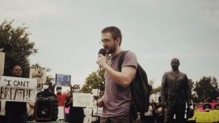 UL protest George Floyd