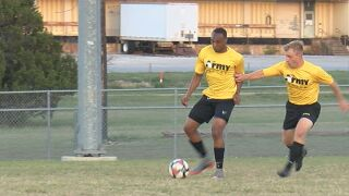 All Army Soccer