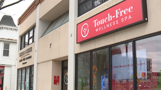 Touch-Free Wellness Spa offers high-tech spa treatments