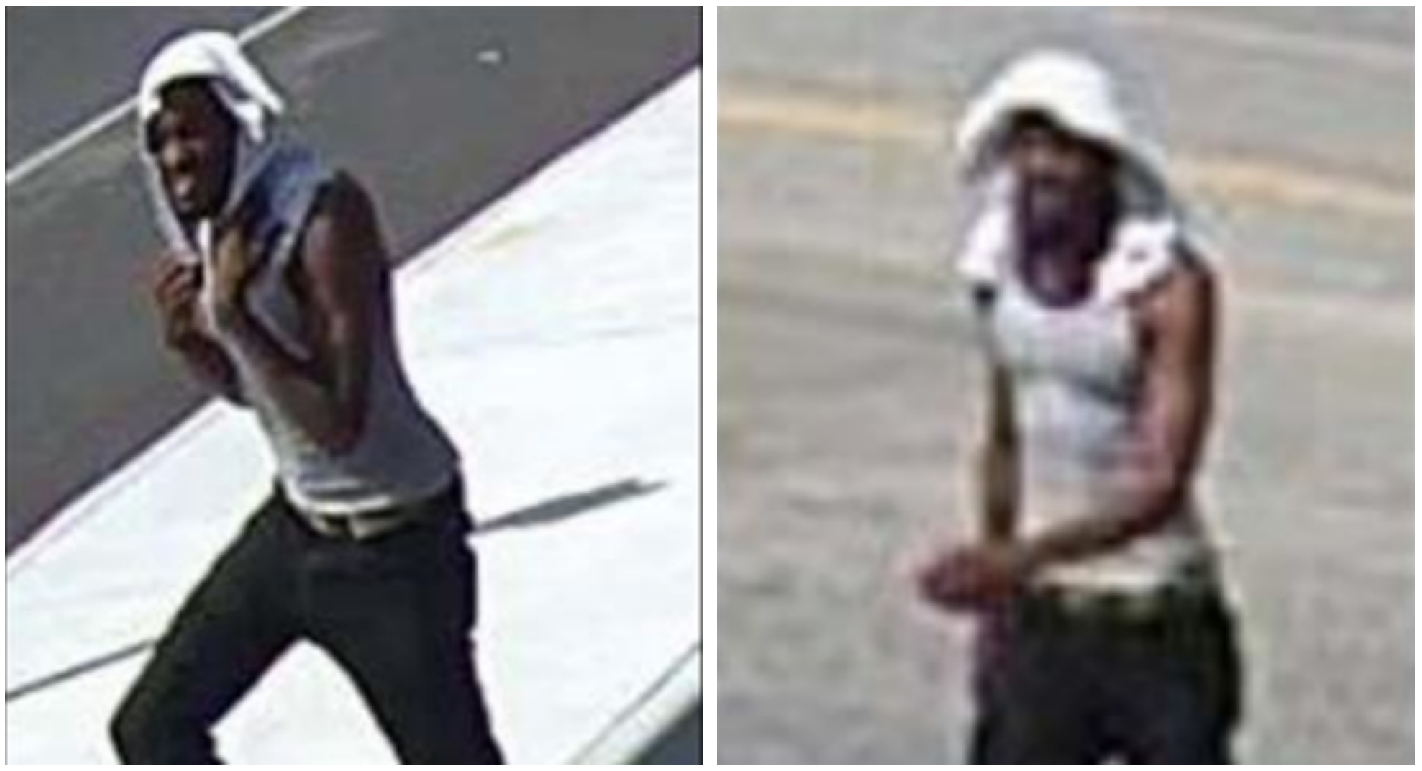 Photos: Man wanted for breaking into Colonial Heights elementary school, stealingitems