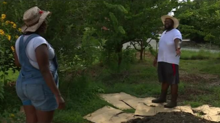 Petersburg couple receives support to feed their city through urban farming