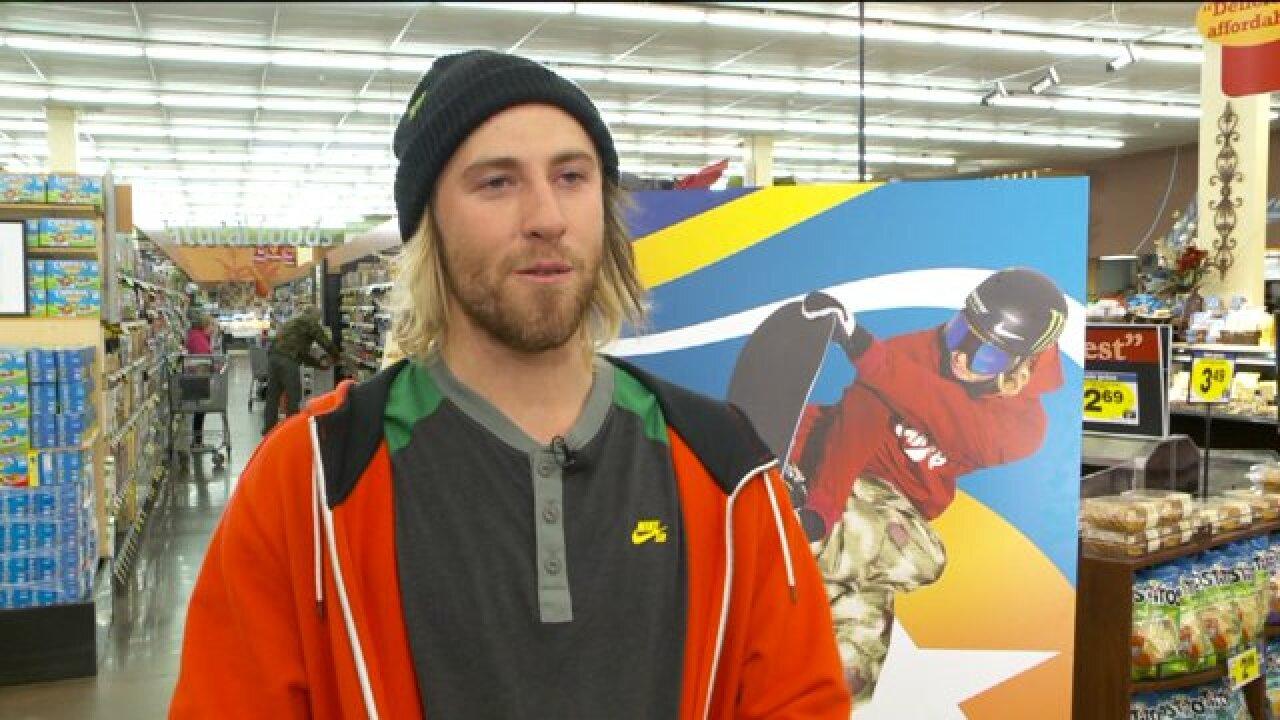 Utah Olympian featured on Wheatiesbox