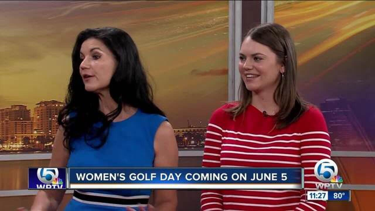 Women's Golf Day on June 5
