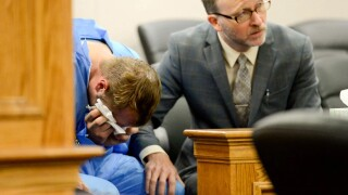 Stephen Wolf in Boulder County Court