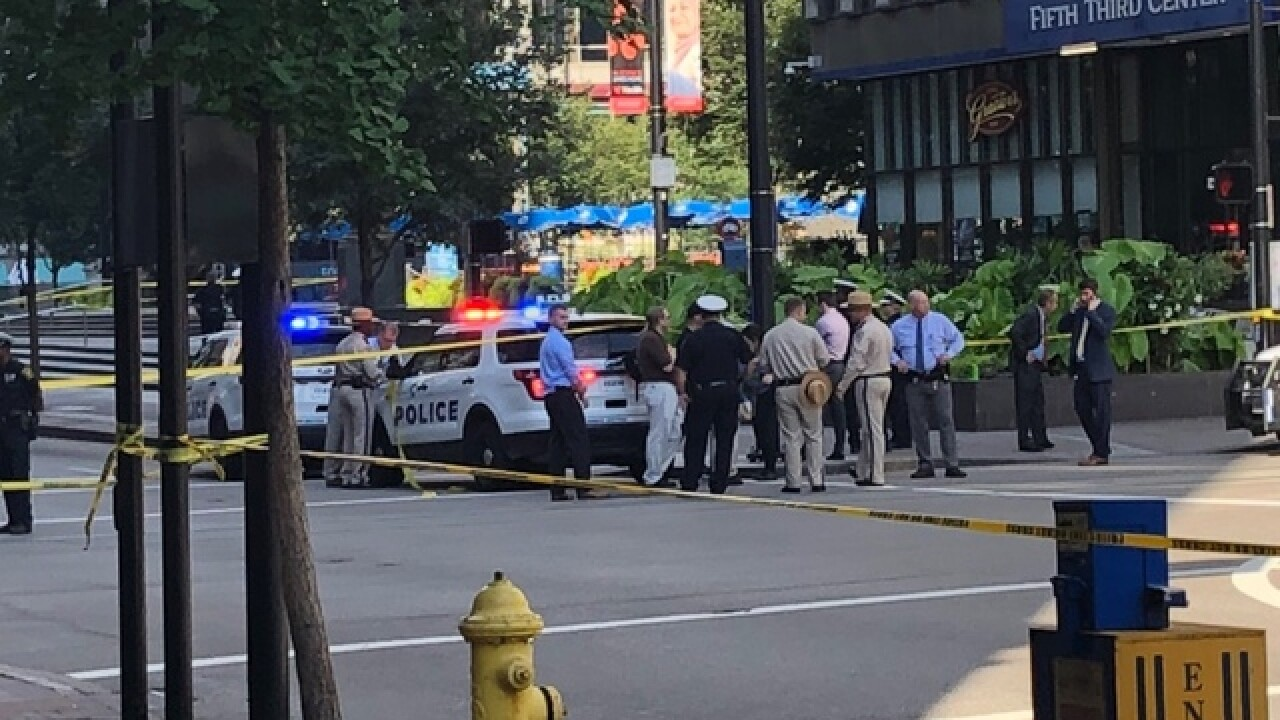 Coroner to address deadly Downtown shooting