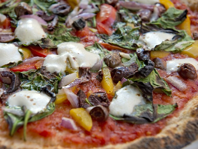 First look: MidiCi, the Neapolitan Pizza Co. offers fresh take on pizzeria