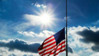 Holcomb directs flags to half-staff for Patriots Day