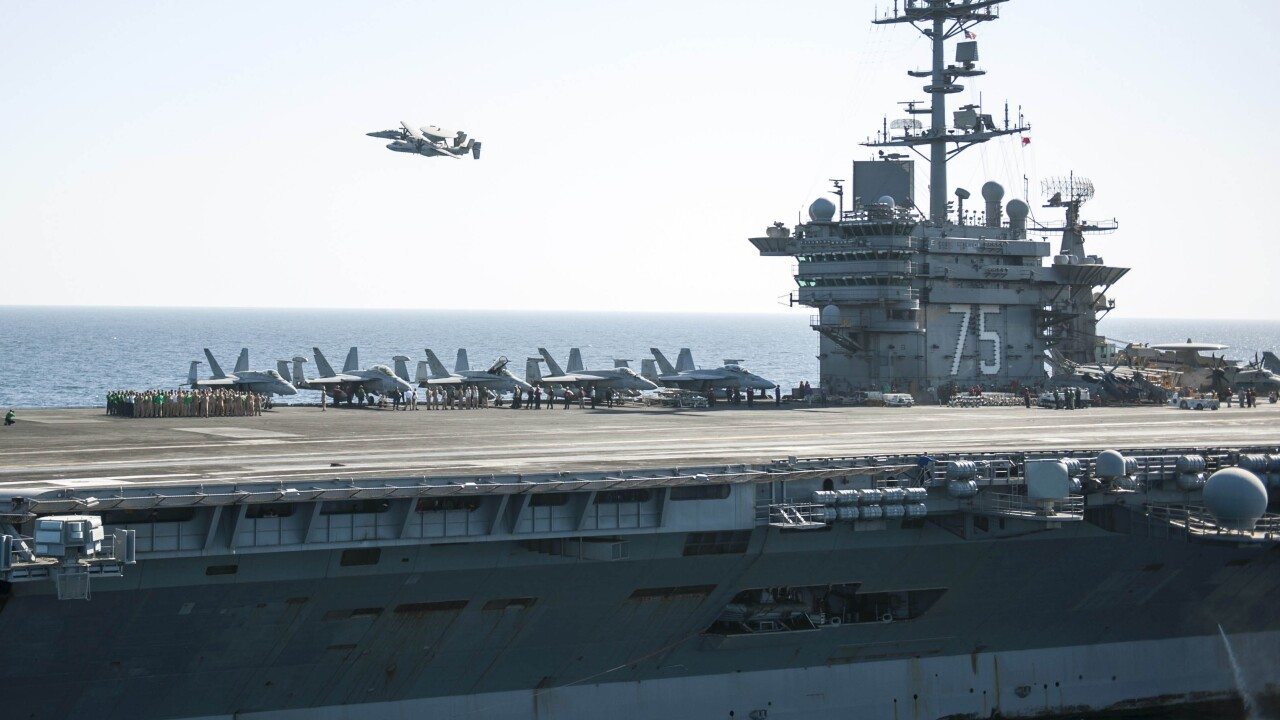 Hampton Roads to gain an aircraft carrier and two amphibious assault ships