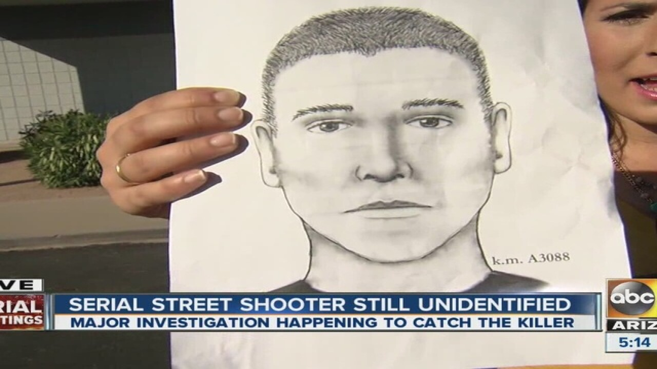 Neighbors ask for help to stop PHX shooter